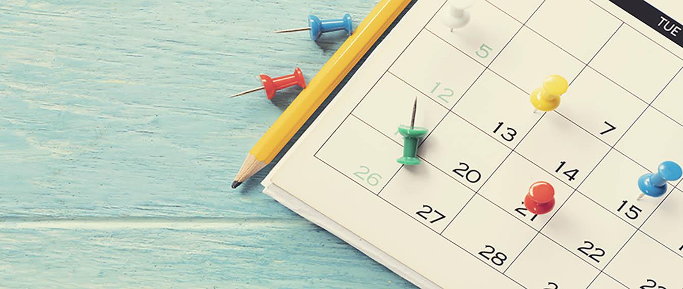 Calendario Accademico 2020.Calendario Didattico Corso Di Laurea In Scienze Della